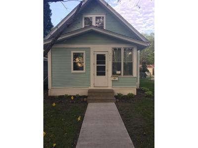 Minneapolis Single Family Home For Sale: 3909 38th Avenue S