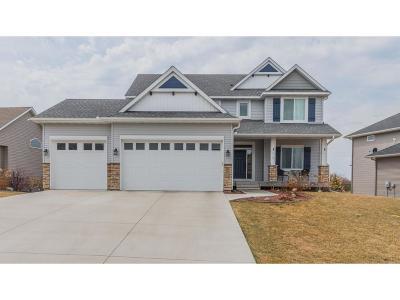 Saint Michael Single Family Home Contingent: 4643 Lannon Avenue NE