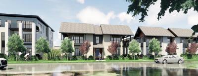 Edina Condo/Townhouse Contingent: 6118 Kellogg Avenue S #201