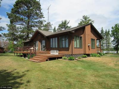 Pequot Lakes Single Family Home For Sale: 3588 Rockwood Road SW