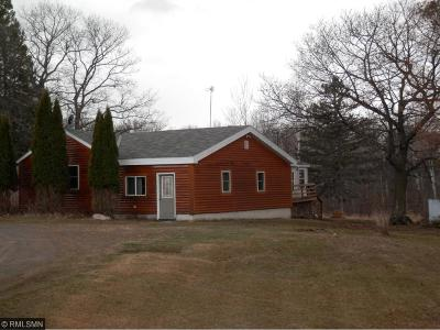 Mora Single Family Home For Sale: 31945 Highway 47