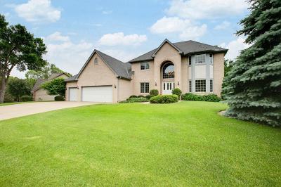 Eden Prairie Single Family Home For Sale: 14383 Starrwood Circle