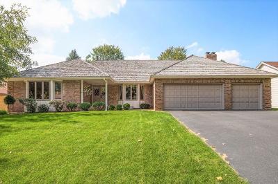 Edina MN Single Family Home For Sale: $699,900