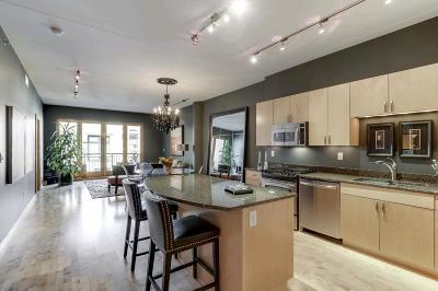 Condo/Townhouse For Sale: 401 N 2nd Street #209