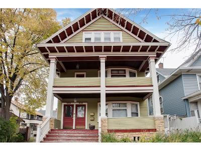 Saint Paul Multi Family Home For Sale: 1083 Hague Avenue