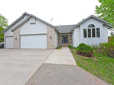 Chisago County Single Family Home For Sale: 24763 Quinlan Avenue N