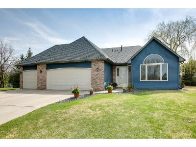 Stillwater Single Family Home For Sale: 831 Eagle Ridge Lane