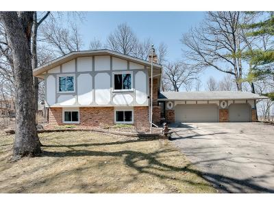 Hennepin County Single Family Home For Sale: 19360 81st Place N