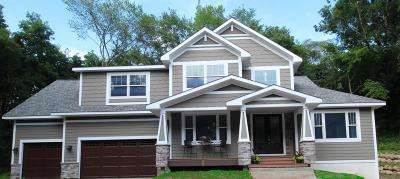 Eden Prairie Single Family Home For Sale: 6983 Woodland Drive