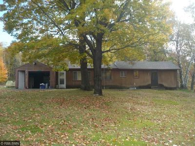 Aitkin Single Family Home For Sale: 45559 289th Lane