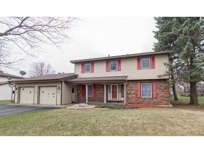 Roseville Single Family Home For Sale: 2881 Kent Street