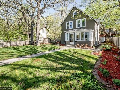 Saint Paul Single Family Home For Sale: 2203 Buford Avenue