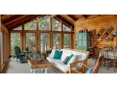 Single Family Home For Sale: 3380 Eagle Lane