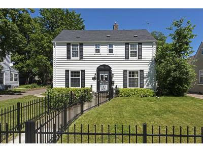 Saint Louis Park Single Family Home For Sale: 2613 Inglewood Avenue S