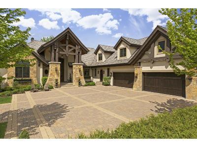 Eden Prairie Single Family Home For Sale: 18704 Melrose Chase