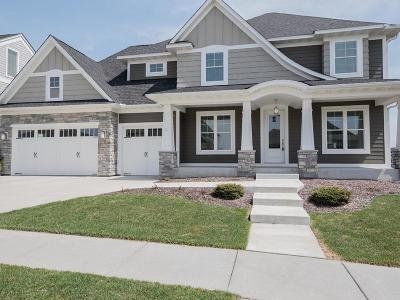 Lakeville Single Family Home Contingent: 16674 Dynamic Drive