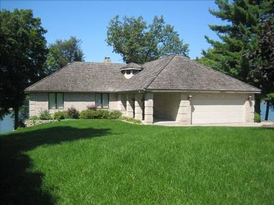 Prior Lake Single Family Home For Sale: 3442 Sycamore Trail SW