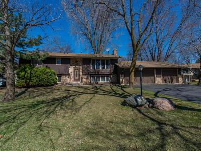 Burnsville Single Family Home For Sale: 800 Knob Hill Road