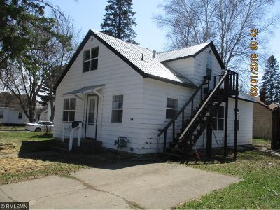 Sandstone Single Family Home For Sale: 319 Court Avenue N