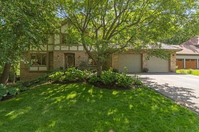 Bloomington Single Family Home Contingent: 8301 W 93rd Street