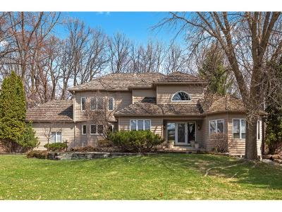 Chanhassen Single Family Home For Sale: 1570 Creek Run Trail