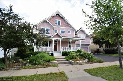 Hugo Single Family Home For Sale: 4513 Garden Way N