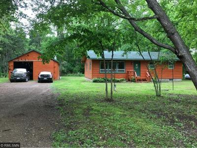 Aitkin Single Family Home For Sale: 23229 State Highway 47