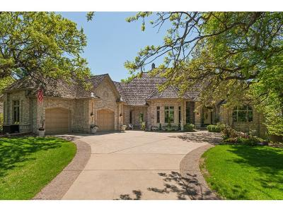 Bloomington Single Family Home For Sale: 8113 W 110th Street