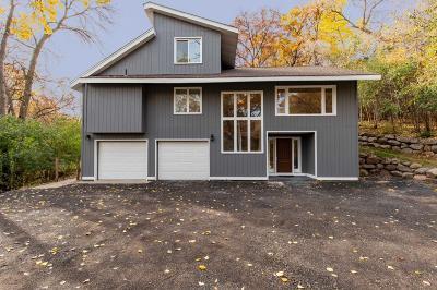 Minnetonka Single Family Home Contingent: 15112 Glen Oak Street