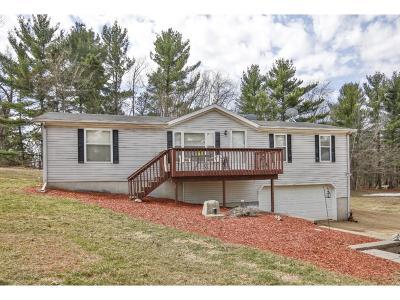 Menomonie Single Family Home For Sale: E4478 430th Avenue