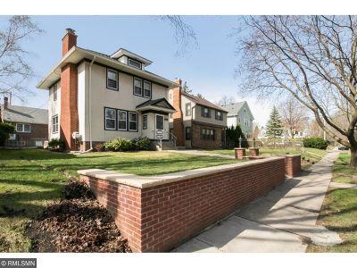 Saint Paul Single Family Home For Sale: 1326 Portland Avenue