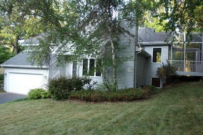 Minnetonka Single Family Home For Sale: 5099 Woodland Road