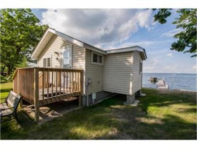 Ottertail, Perham, Perham Twp, Battle Lake Single Family Home For Sale: 35338 Rush Lake Loop #4
