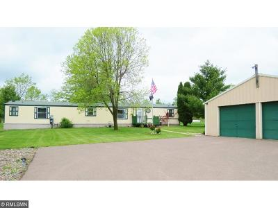 Pine City MN Single Family Home For Sale: $148,500