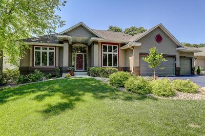 Eagan Single Family Home For Sale: 1836 Red Fox Road