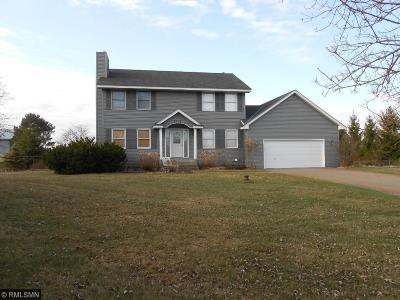 Ham Lake Single Family Home For Sale: 2114 152nd Lane NE