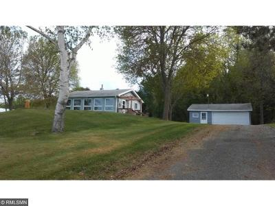South Harbor Twp MN Single Family Home For Sale: $179,900
