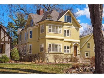 Minneapolis MN Single Family Home For Sale: $1,075,000