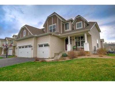 Mahtomedi Single Family Home For Sale: 599 Eastgate Parkway