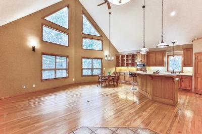Oak Grove Single Family Home For Sale: 19900 Cedar Drive NW