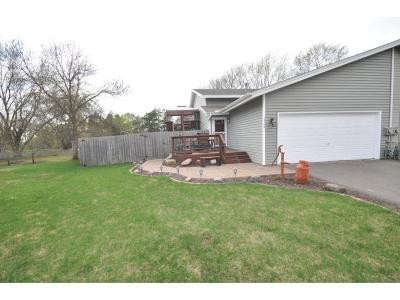 Coon Rapids MN Single Family Home Sold: $208,000