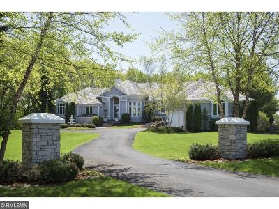 Chanhassen MN Single Family Home For Sale: $1,890,000
