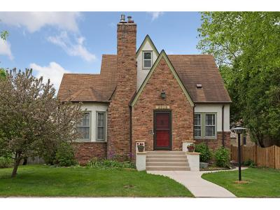 Minneapolis MN Single Family Home For Sale: $469,900