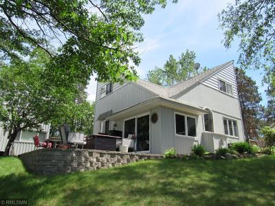 Nisswa Single Family Home For Sale: 4558 Villa View Drive
