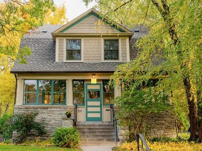 Saint Paul Single Family Home For Sale: 2111 Knapp Street