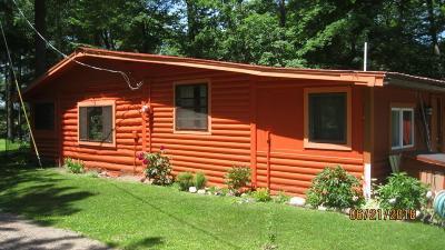 McGregor Single Family Home For Sale: 18734 477th Lane