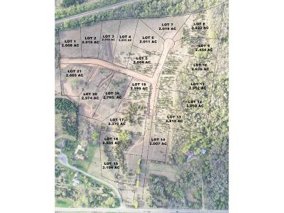 Hudson Residential Lots & Land For Sale: Lot 3 Jack Avenue
