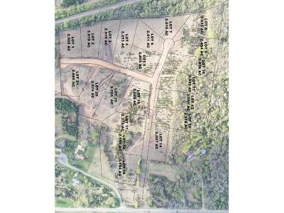 Hudson Residential Lots & Land For Sale: Lot 9 Gavin Street