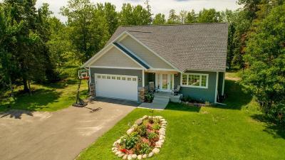 Walker Single Family Home For Sale: 8887 Kabekona Ridge Drive NW