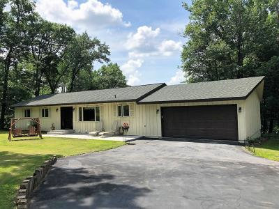 Brainerd Single Family Home For Sale: 13451 Executive Acres Road
